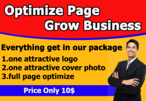 67781I Will Create Facebook page and Optimize This