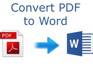 319580From pdf ==>word for 2$
