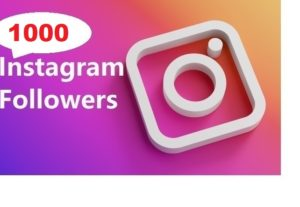 316864Give You 1000+ Instagram followers Instant, Active User, Non-Drop